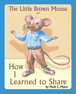 Little Brown Mouse Book Cover